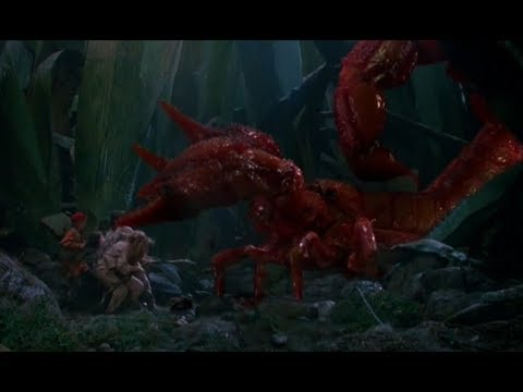 Scorpion Attack!