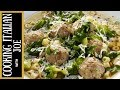 How to Make World's Best Italian Wedding Soup Cooking Italian with Joe
