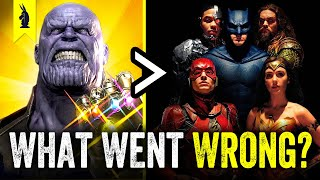 Justice League: What Went Wrong? (vs. Thanos & Infinity War) - Wisecrack Edition