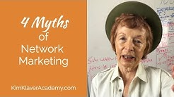 4 Network Marketing Myths - Kim Klaver Academy
