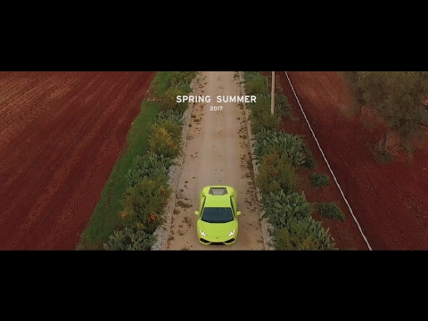 Lamborghini Spring Summer 17 collection: glimpses of perfection