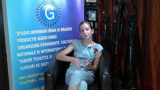ALEXIA MAGUREANU- INTERVIU GHR 2018