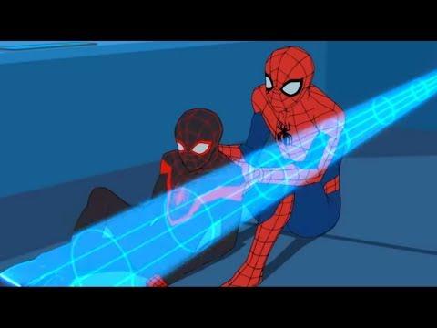 Marvel | Человек паук 2017 | сезон 2 серия 12 - Утечка мозгов