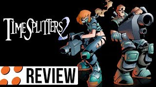 TimeSplitters 2 for Xbox Video Review