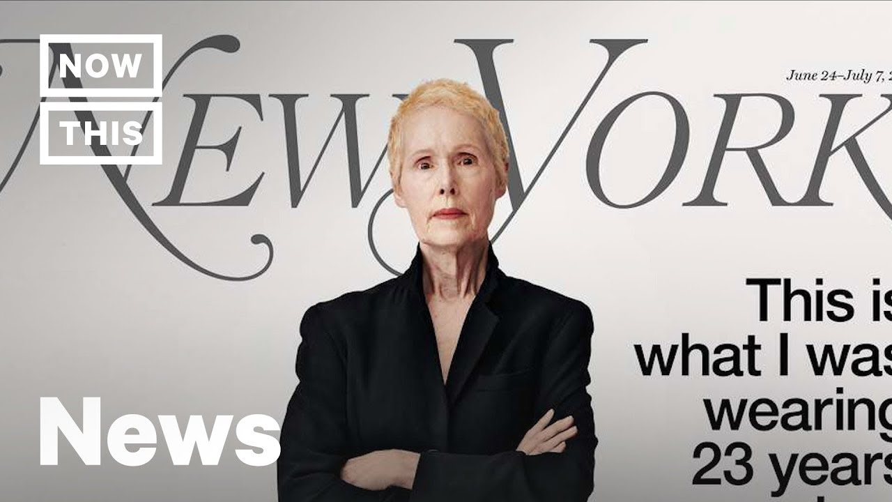 Writer E. Jean Carroll made a claim of sexual assault against Trump. Here's what we know