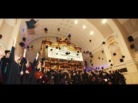 PUMS Graduation Ceremony 2016