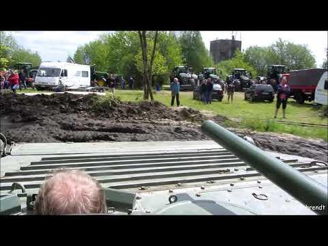Schützenanzer BMP1 fahren, Technikpark-MV, 25.05.2017