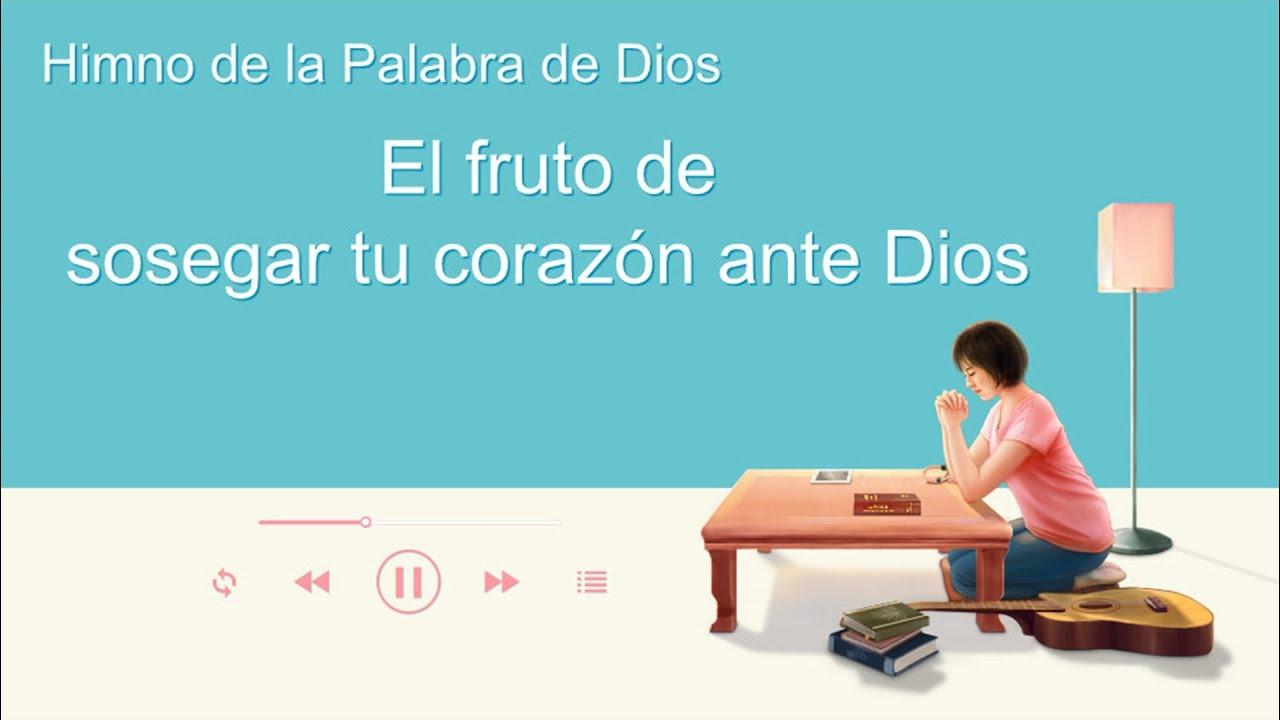 Himno cristiano   El fruto de sosegar tu corazón ante Dios