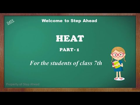 class-7-|-science-|-heat