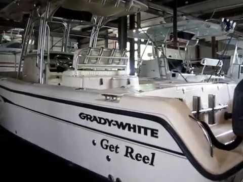 2007 29' Grady White 283 Walk-through Inspection - Marine Surveyor West Palm Beach