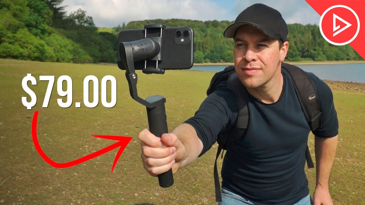 Hohem iSteady X Review | The Lightest Smartphone Gimbal in The World!