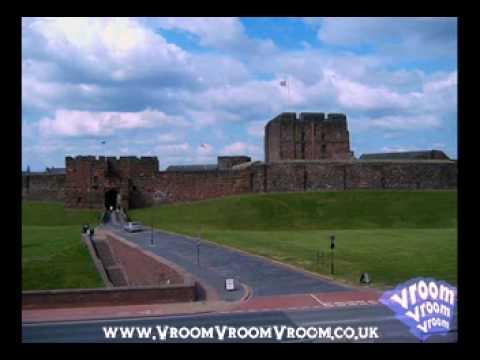 Carlisle Uk Beautiful Places Youtube