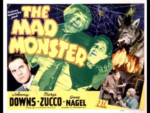 Weird-O-Rama episode 27 - The Mad Monster