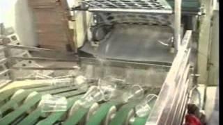 видео: Оборудование для производства разовых стаканчиков