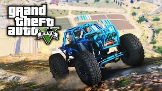 GTA 5 Real Life Mod #115 Rock Crawling! (Real Hood Life 5)