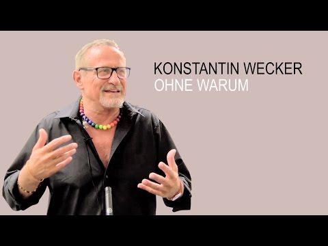 Gegenöffentlichkeit - Ohne Warum! Konstantin Wecker