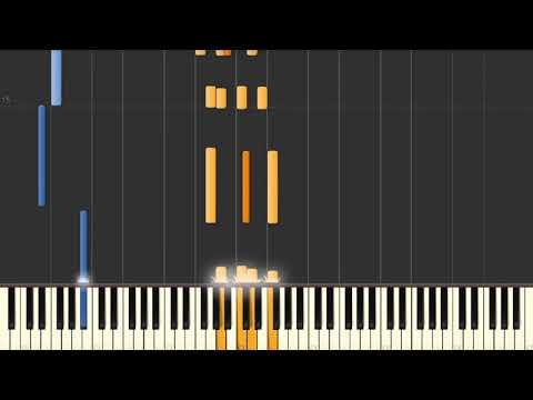 A Foggy Day - Jazz piano accompaniment tutorial