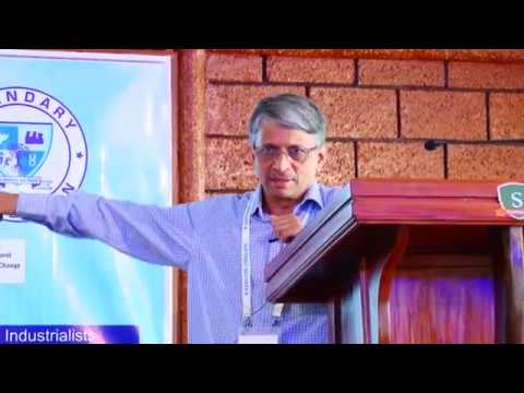 Sahyadri Conclave : Gopal Hegde - Nano-fabrication Technique
