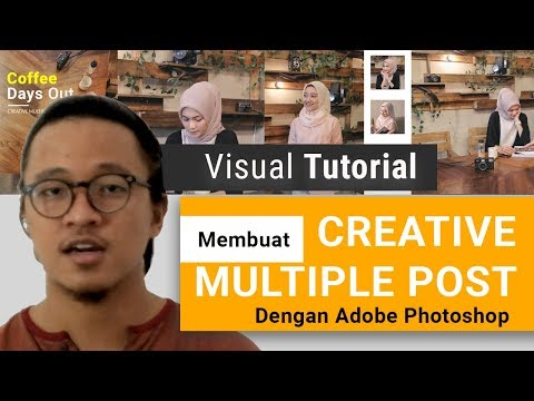[Tutorial Instagram] Membuat Creative Multiple Post dengan Adobe Photoshop thumbnail