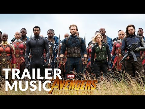 Venom & Avengers: Infinity War - Official Trailer Music | Audiomachine - Redshift