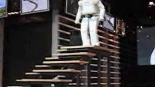 ASIMO in Moscow