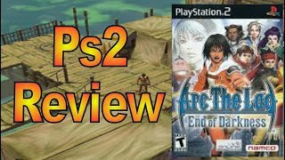 Ps2 Review: Arc the Lad End of Darkness