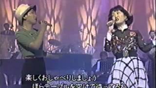 キャバレー CABARET 大橋純子 Junko Ohashi &森山良子 Ryoko Moriyama ...