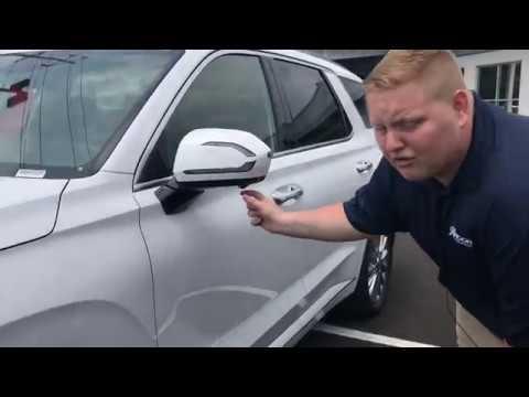 2020 Hyundai Palisade Limited AWD, For Sale at Oxmoor Hyundai, Louisville,KY