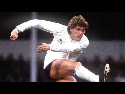 Glenn Hoddle - 20 Great Goals for Tottenham Hotspur 1976-1987