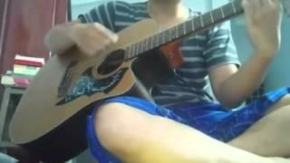 Tàn phai giấc mơ- guitar cover