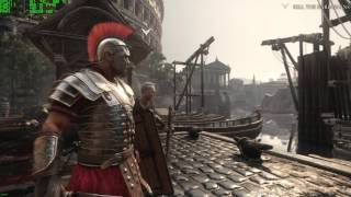 RYSE SON OF ROME Geforce GTX 970 High at 1080p