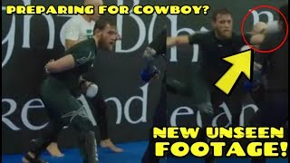 Conor McGregor RELEASES new unseen sparring video, McGregor Coach hints at potential Cowboy matchup