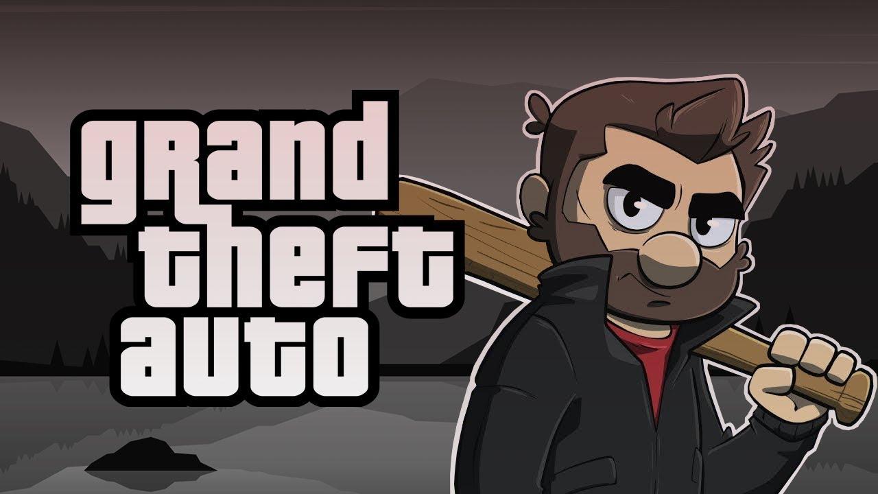Top 10 Faktai - Grand Theft Auto