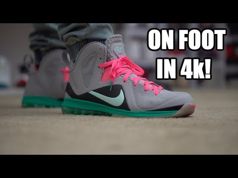 52a702a7b5d Gucci Lebron 14 - On Foot Review in 4k