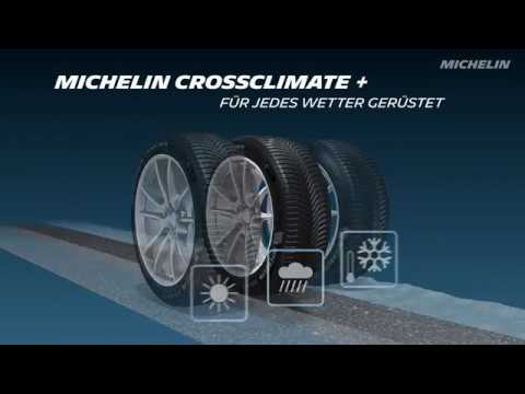 michelin crossclimate deutsch youtube. Black Bedroom Furniture Sets. Home Design Ideas