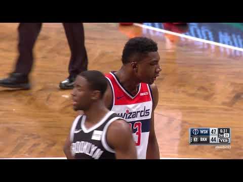 Washington Wizards vs Brooklyn Nets | February 27, 2019