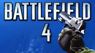 Battlefield 4 Funny Moments - 360 Desert Eagle, Opposite Day, Worst Trap Ever! (BF4 Funny Moments)