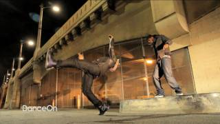 "Lil Buck and Prime Tyme of New Styles Krew Dance Under a Bridge to ""Tricksters and Fools"" by LYNX"