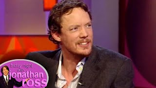 Matthew 'Shaggy' Lillard Burns Out On Stage | Friday Night With Jonathan Ross