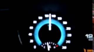 알페온 3.0 0-220km/h 가속