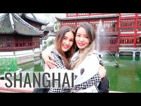 Mother Daughter Trip To Shanghai!⎮China Trip 2018