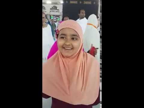Cute Girl | Islamic Travel Reviews | Umrah 2018