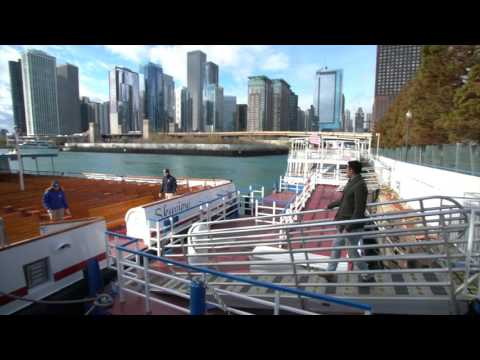 Shoreline Sightseeing, Chicago: Guided Boat Tour Around The City