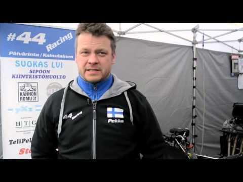 Le Mans: Päivärinta/Kainulainen mietteet ennen kisaa