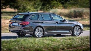 BMW 530d xDrive Touring - TEST - premyslený kombík s výbornou spotrebou