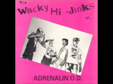 Adrenalin O.D -  middle aged whore