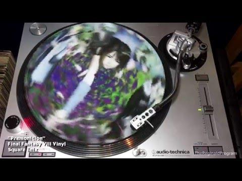 Final Fantasy VIII Vinyl: Side C   Vinyl Rip (Square Enix)