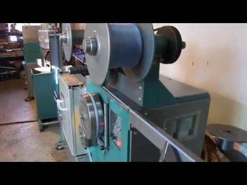 видео: Оборудование для производства полипропиленового шпагата
