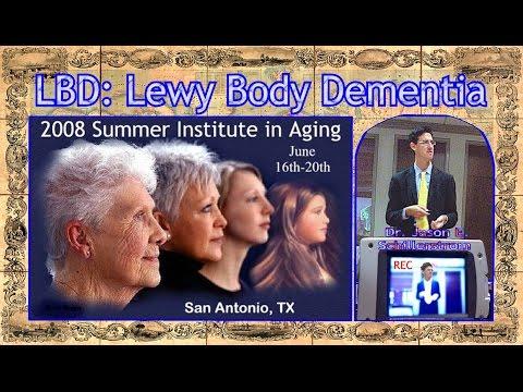 STGEC ~ SIA08: Lewy Body Dementia (2008)