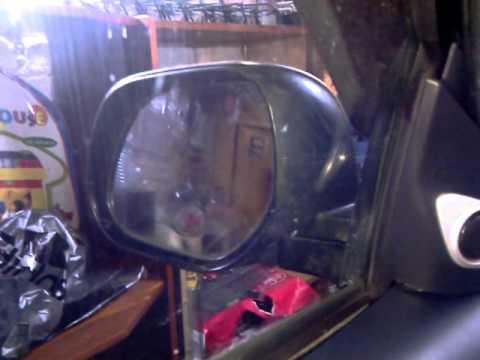 CP-CLUB.RU Автоматическое складывание/раскладывание зеркал